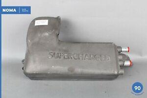 00-03 Jaguar XJR SV8 VDP X308 Supercharged Engine Motor Left Intake Manifold OEM