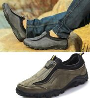Men's Running Shoes Slip On Outdoor Sports Trekking Hiking Shoes Sneakers best