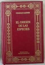 EL ORIGEN DE LAS ESPECIES - DARWIN - BIBLIOTECA DE LOS GRANDES PENSADORES - RBA
