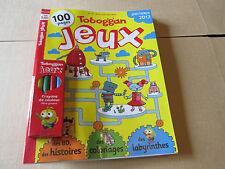 toboggan   13   jeux .coloriages ...