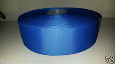 """5 metres 38mm (1.5"""")wide ROYAL BLUE SOLID GROSGRAIN RIBBON BOWS MILLINERY TRIM"""