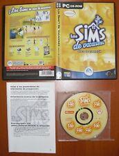 Los Sims de Vacaciones (expansión) [PC CD-ROM] EA, Maxis, Versión Española