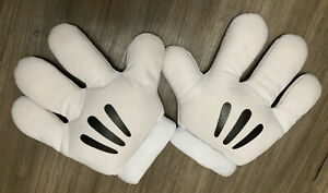 Disney Mickey Mouse Minnie Mouse Hands Gloves
