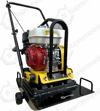 Honda Gx160 Forward Vibrating Plate Compactor Commercial Duty Rated Power