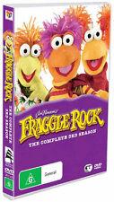 Fraggle Rock: The Complete Season 3 * NEW 4-DVD Set * Jim Henson