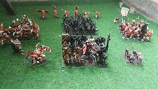 Warhammer Fantasy hordas de Caos ejército rar