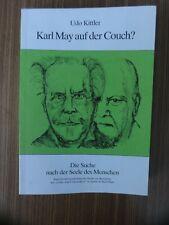 Karl May auf der Couch 1985  N 287