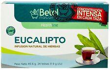 Premium Eucalyptus (Eucalipto) Leaf Tea by Betel Natural - Packed with Flavanoid