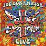 JOE BONAMASSA BRITISH BLUES EXPLOSION LIVE 2 CD - NEW RELEASE MAY 2018
