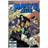 Marvel Age #66 in Near Mint minus condition. Marvel comics [*ms]