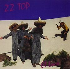 *NEW* CD Album ZZ Top - El Loco (Mini LP Style Card Case)