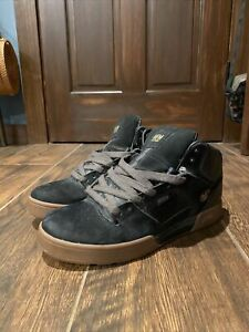 DVS Westridge Size 10.5 Black Snow Series Boots MFM