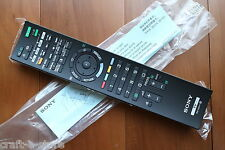 NEW & GENUINE ORIGINAL SONY TV Remote Control RM-GD011, not a copy!