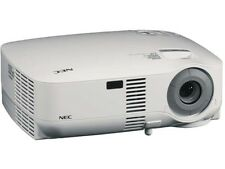 CHEAP NEC HOME CINEMA PROJECTOR REFURBISH 3500 HOUR LAMP LIFE,  PS3 /XBOX