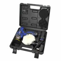 """Astro 3"""" Variable Speed Polisher/ Sander/ Accessory Kit w/ 2) Batteries #3027"""