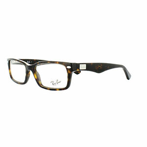 Ray-Ban Glasses Frames 5206 2012 Dark Havana 52mm