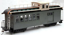 BANTA MODELWORKS PAGOSA WOOD COMBINE CUPOLA CONVERSION On30 Kit BMT2125