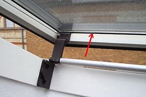 Braas Atelier Dachfenster für AF/BA, Glasdichtung, Ersatzteil, Dichtung, 1 Meter