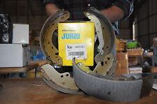 JEU DE 4 MACHOIRES  DE FREIN JURID 362236J FORD TRANSIT GRANADA BREAK 254 X 56