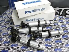 Strange Double Adjustable Front & Rear Drag Coilovers Honda Civic Acura Integra