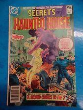 Secrets of Haunted House #24 May 1980 Bagged DC Comic