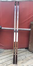 ASNES HICKORY Sole- Lignokant CROSS COUNTRY SKIS 210 TUR-LANGRENN Made In NORWAY