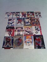 *****Saku Koivu*****  Lot of 100+ cards.....54 DIFFERENT + Bonus / Hockey