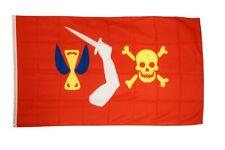 Fahne Pirat Christopher Moody Flagge Piraten Hissflagge 90x150cm