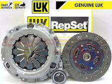 FOR HONDA CIVIC 1.8 3PC GENUINE LUK CLUTCH COVER DISC BEARING KIT 2005-2012 R18A