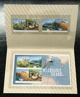 MAAT55) Australian Antarctic Territory 2010 Macquarie Island Stamp Pack