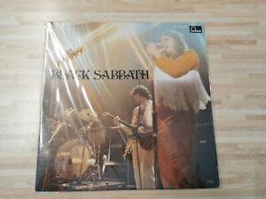 BLACK SABBATH - ATTENTION! - VINYL LP - JAPAN PRESS 1975