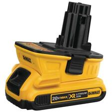 20-Volt MAX Lithium-Ion Slide Pack Battery Adapter for 18-Volt Power Tools