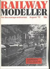 Railway Modeller - August 1972