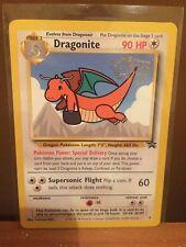Dragonite No.5 Black Star Promo First Movie Pokemon Card. Mint Condition
