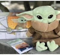 Scentsy Buddy Collector's Star Wars The Child Baby Yoda & Mandalorian Scent Pack