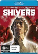 Shivers [New Blu-ray] Australia - Import