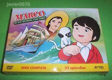 MARCO LA SERIE COMPLETA EN DVD PACK NUEVO Y PRECINTADO