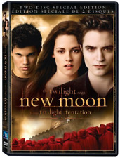 The Twilight Saga: New Moon (DVD, 2010, Canadian) WORLD SHIP AVAIL!