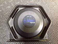 DaMega Compact HEX Siren Speaker 100 watt 11ohm ShoMe Code3 Federal Signal Able