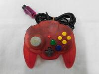 X1415 Nintendo 64 Hori pad mini controller Tropical Red Japan N64