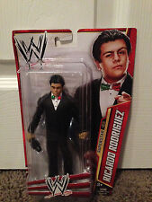 WWE MATTEL SERIES 34 RICARDO RODRIGUEZ FIRST TIME IN LINE BRAND NEW