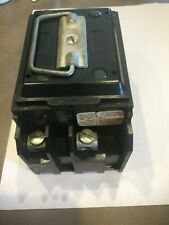Fpe Federal Pacific 602M 60Amp Fuse Block & Pullout