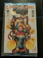 CAPTAIN MARVEL #1 FRIED PIE VARIANT BAGGED AND BOARDED UNOPENED