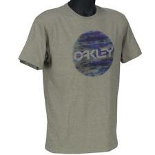 Oakley JUPITER Tee Size XL Olive Marle Mens Boys Cotton Regular Fit T-Shirt