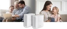 ASUS ZenWiFi AC (CT8 2PK) - AC3000 Tri-band WholeHome WiFi Mesh System, Mint