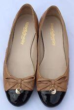 Russell & Bromley affascinante trapuntati ballerine scarpe, UK 7, EUR 40, prezzo consigliato £ 165