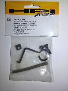 HPI86711 5B Pipe Hanger Mount Set 86711 RC Spares HPI BAJA PARTS NEW IN BAG