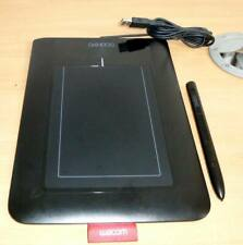 Wacom CTH-460 Bamboo Pen & Touch Graphics Drawing Tablet - Black