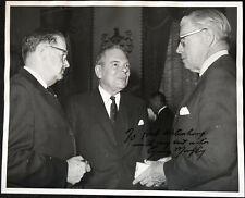 George L. Murphy Original Hand Signed Photo