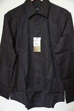 Nwt Zagiri Amores Perro Long Sleeves Shirt Size Small S Kms-2040 Black